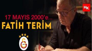 Fatih Terim'in belgeseli çekiliyor!