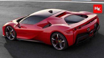 AK Partili Kenan Sofuğlu aldığı Ferrari'nin vergisinden kaçmak için bunu da yaptı!