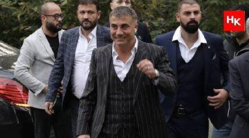 SON DAKİKA | Sedat Peker'e yakalama kararı!