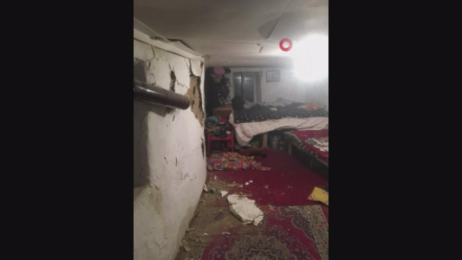 Bingöl Depreminden Yeni Görüntüler