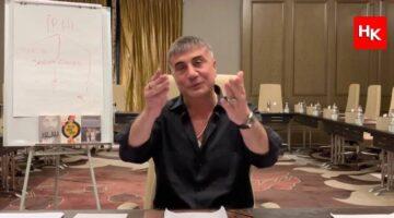 SON DAKİKA   Sedat Peker'in videolarına erişim engeli geldi!