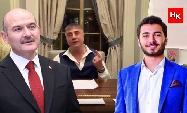 SON DAKİKA   Sedat Peker Süleyman Soylu'nun Thodex vurgunu ile bağlantısı olduğunu iddia etti!