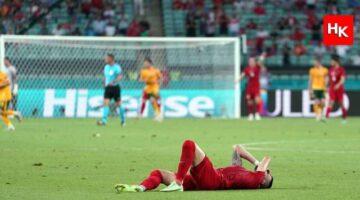 """""""Bizim Çocuklar"""" EURO 2020'de gruptan çıkma şansını mucizelere bıraktı"""