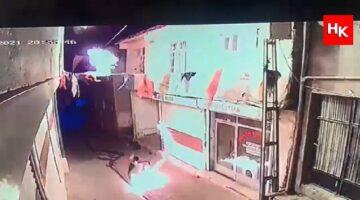 SON DAKİKA | Diyarbakır 'da AK Parti ilçe binasına saldırı düzenlendi!
