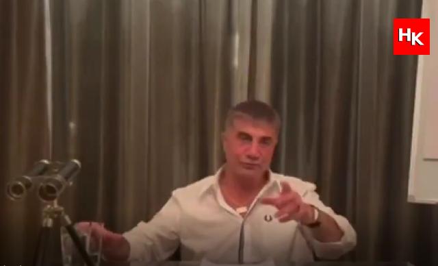 Sedat Peker'in videoları yayınlanmayacak mı? Açıklama yaptı!