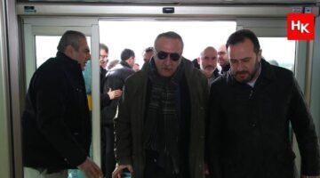 Mehmet Ağar'da Sezgin Baran Korkmaz'ın uçağını kullanmış!