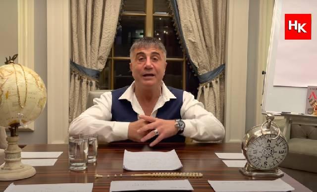 SON DAKİKA | Sedat Peker bundan sonra video paylaşamayacak!