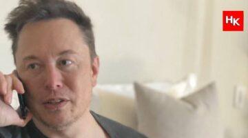 Elon Musk paylaştı, Bitcoin düştü
