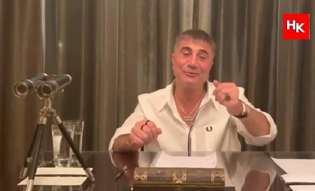 Sedat Peker 'in 10. videosu yayınlandı mı? Kimlerin adı geçiyor?
