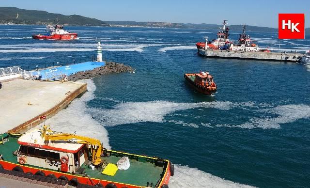 Marmara Denizi'nde müsilaj kabusu sürüyor! Ege Denizi etkilenecek mi ?