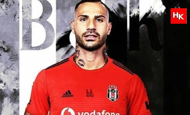 Beşiktaş'ta Quaresma sesleri yükseliyor