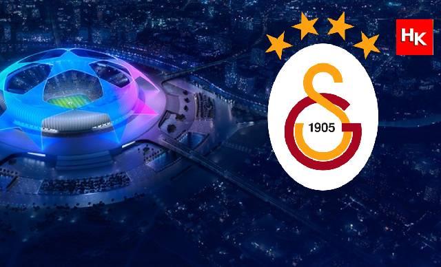 SON DAKİKA   Galatasaray'ın Şampiyonlar Ligi'ndeki rakibi belli oldu!