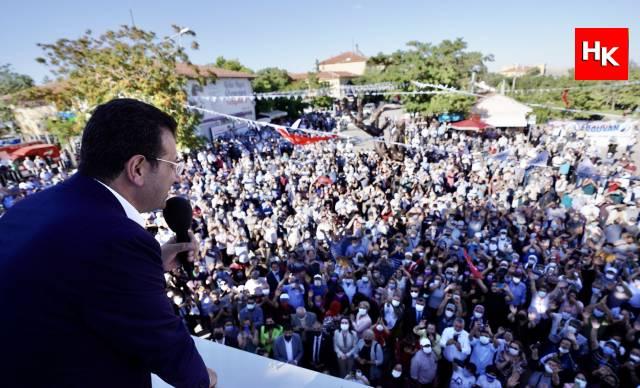 Ekrem İmamoğlu Cumhurbaşkanlığı adaylığına mı hazırlanıyor? Malatya'da gövde gösterisi