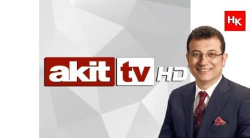 Ekrem İmamoğlu'ndan Akit TV'ye haciz geldi