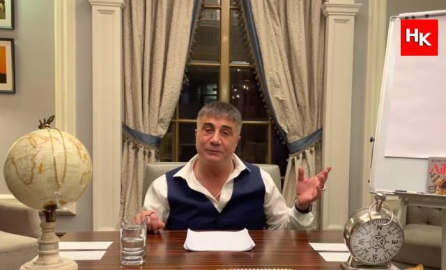 Sedat Peker'den tüm Türkiye'yi utandıran iddia!