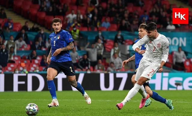 EURO 2020'de ilk finalist belli oldu