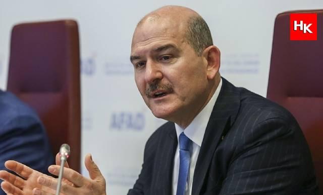 """İçişleri Bakanı Soylu """"Yürüyerek Suriye'ye gidebileceğimiz günler uzak değil"""""""