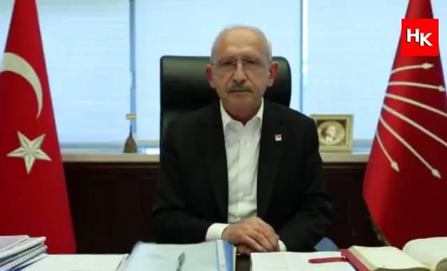 """Kemal Kılıçdaroğlu'ndan Cumhurbaşkanı Erdoğan'a tarihi sözler: """"İnsanımızın mahallelerini sattın sen"""""""