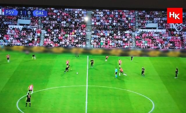 PSV – Galatasaray maçı yasadışı bahis reklamından dolayı mı kesildi?