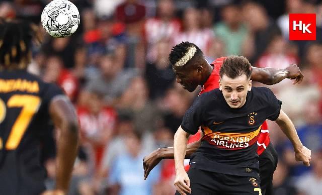 Galatasaray PSV karşısında farklı mağlup oldu