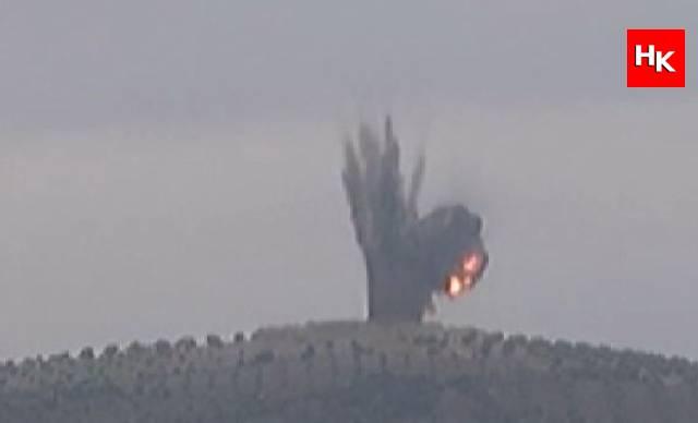 Barış Pınarı bölgesine havan saldırısı düzenlendi