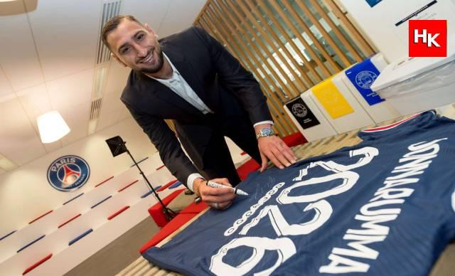 PSG Euro 2020'nin Parlayan Yıldızı Donnarumma ile Sözleşme İmzaladı!