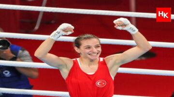 Kadın boksta tarih yazdı! Buse Naz Çakıroğlu finalde!