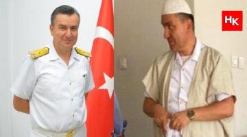 Sarıklı Amiral Mehmet Sarı emekli edildi!