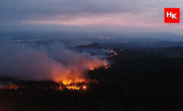 Yangınlarda son durum ne? Hangi yangınlar devam ediyor?