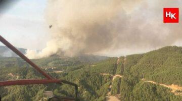 Muğla 'da çiftçilere yangından korunmak için tampon bölge çağrısı