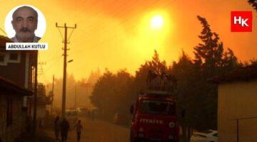 Denizli yanıyor : Buldan çığlığı