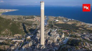 SON DAKİKA| Yangın termik santrale ulaştı!