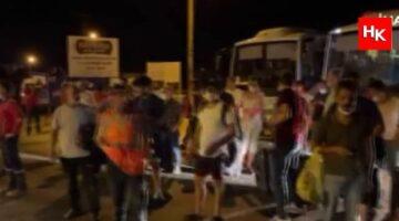 SON DAKİKA| Santral çevresi tahliye ediliyor!
