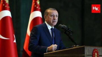 """Cumhurbaşkanı Erdoğan kendini savundu: """"Betona karşı olan birisiyim"""""""