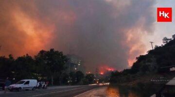Kemerköy Termik Santrali yandı! Termik santral yanarsa ne olur?